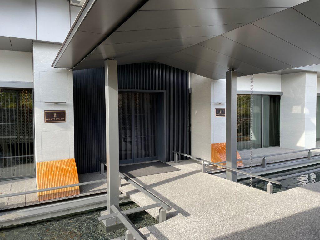 【子連れ宿泊記】リッツカールトン京都グランドデラックスカモガワリバービュー